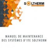 Onderhoudshandboek voor ITE Soltherm systemen [FR] PDF