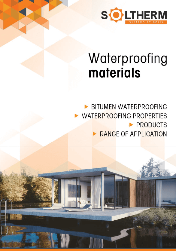 SOLTHERM Waterproofing materials
