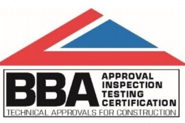 BBA certificates for SOLTHERM